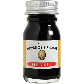 Atrament J. Herbin Ambre de Birmanie 10 ml