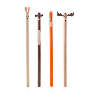 Ołówki Woodland