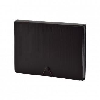 Folder na dokumenty Smart Fit 13 kieszeni czarny