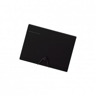 Folder na dokumenty Smart Fit A5 13 kieszeni czarny