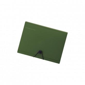 Folder na dokumenty Smart Fit A5 13 kieszeni granatowy