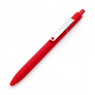 Długopis żelowy Kaco Midot czerwony