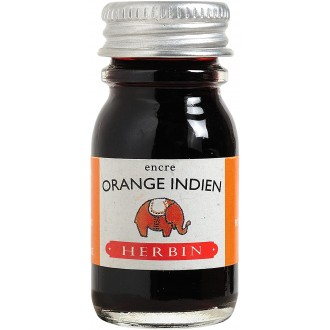 Atrament J. Herbin Orange Indien 10 ml