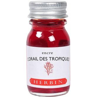 Atrament J. Herbin Corail des Tropiques 10 ml