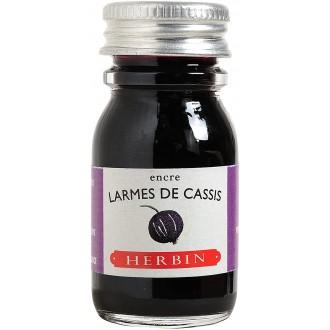 Atrament J. Herbin Larmes de Cassis 10 ml