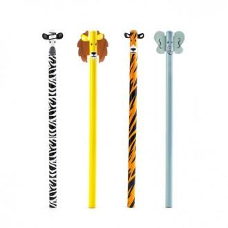 Ołówki Safari