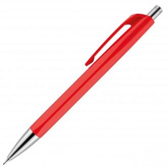 Ołówek automatyczny Caran d'Ache 888 czerwony