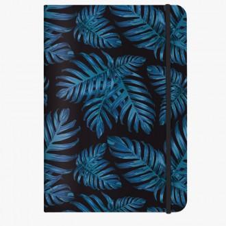 Cedon notes A5 Philodendron Blue