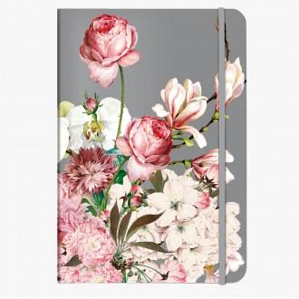 Cedon notes A5 Bouquet Rose