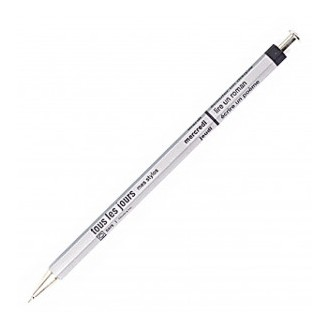 Długopis Days w kolorze srebrnym