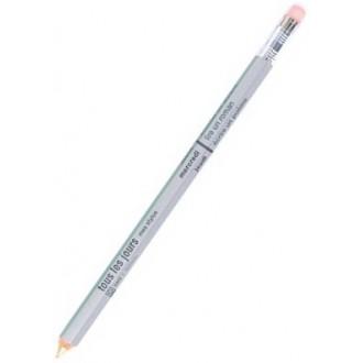 Ołówek Days w kolorze srebrnym