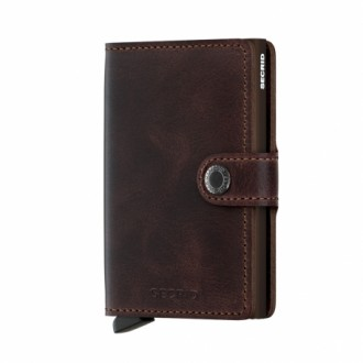 Secrid Miniwallet Vintage Chocolate