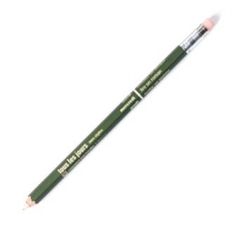 Ołówek Days w kolorze oliwkowym
