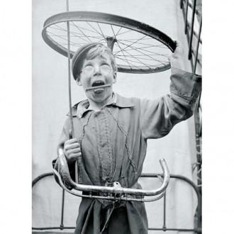 Kartka okolicznościowa tate rower