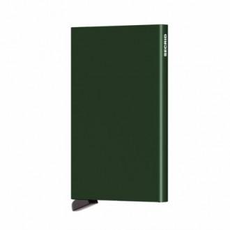 Secrid Cardprotector zielony