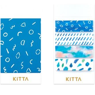 Kitta naklejki indeksujące washi