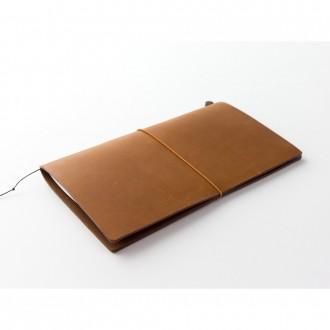 Notatnik Traveler's Notebook jasnobrązowy