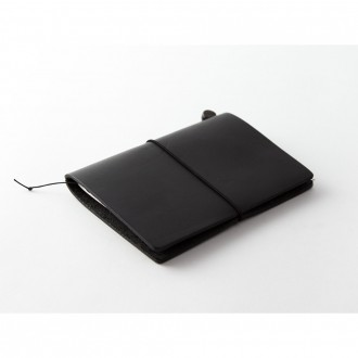 Notatnik Traveler's Notebook Passport czarny