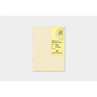 Wkład do Traveler's Notebook Passport 013 papier kremowy