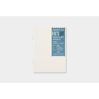 Wkład do Traveler's Notebook Passport 015 papier do akwareli