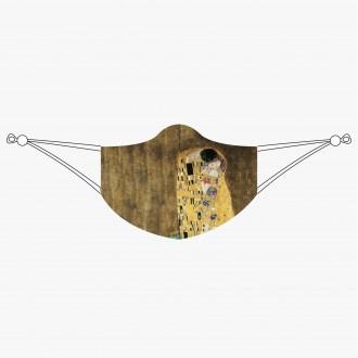 LOQI maseczka ochronna Gustav Klimt