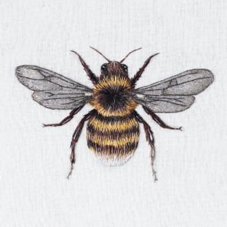 Kartka okolicznościowa pszczoła