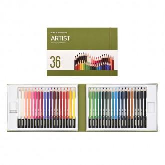 Kaco Artist zestaw 36 kredek ołówkowych