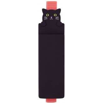 Etui nakładka PuniLabo czarny kot