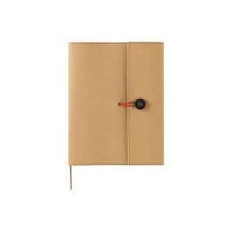 Okładka na notes Kraft A5 camel