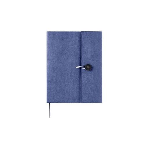 Okładka na notes Kraft A5 szara