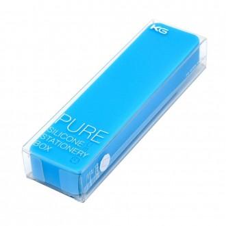 Długopis w pudełku Kaco Pure jasnoniebieski