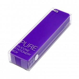 Długopis w pudełku Kaco Pure fioletowy