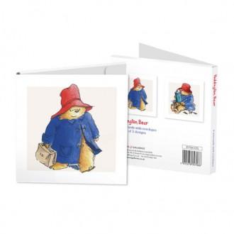 Zestaw kartek z kopertą Miś Paddington